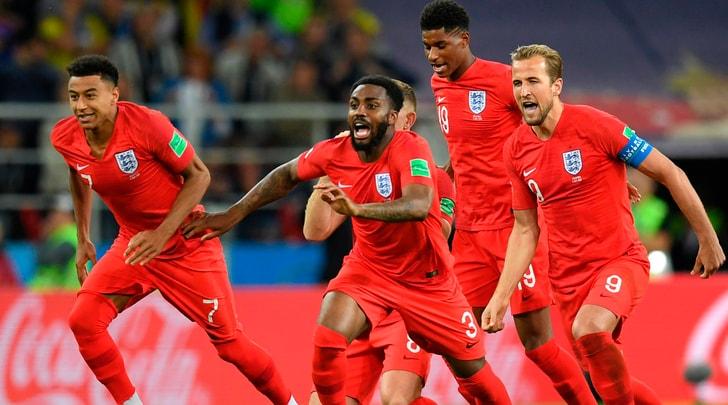 Mondiali 2018, Colombia-Inghilterra 4-5 dopo i calci di rigore
