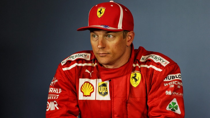 F1 Ferrari, Silverstone secondo Raikkonen