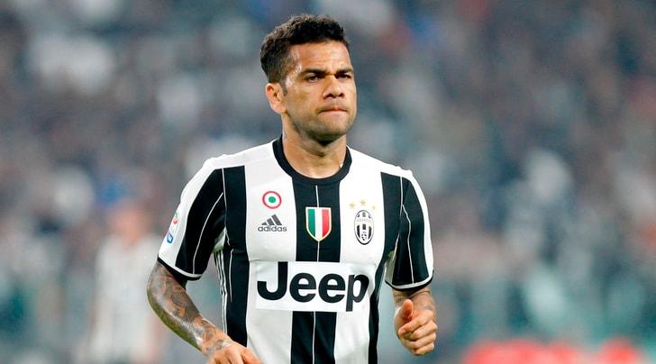 Dani Alves: «La Juventus mi ha ingannato»