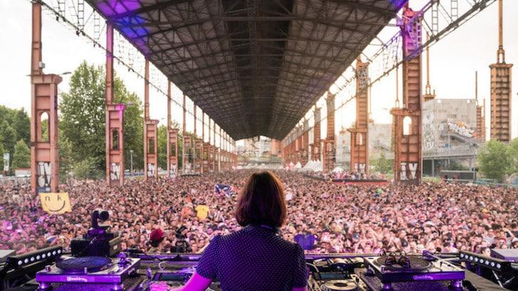 Kappa FuturFestival torna a Torino