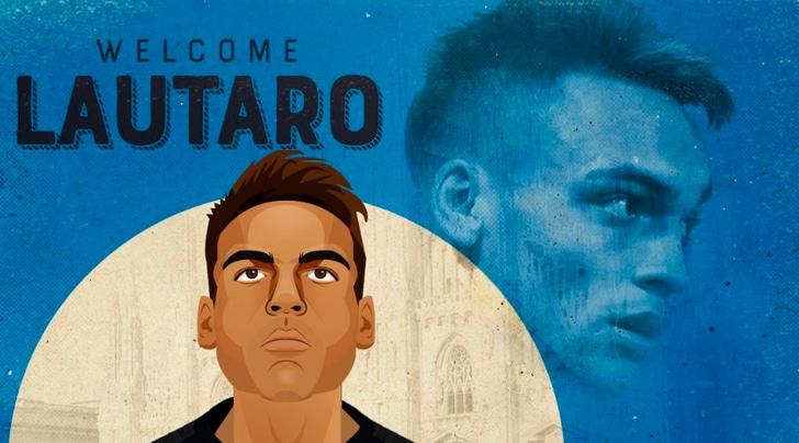 Inter, ufficiale Lautaro Martinez: contratto fino al 2023