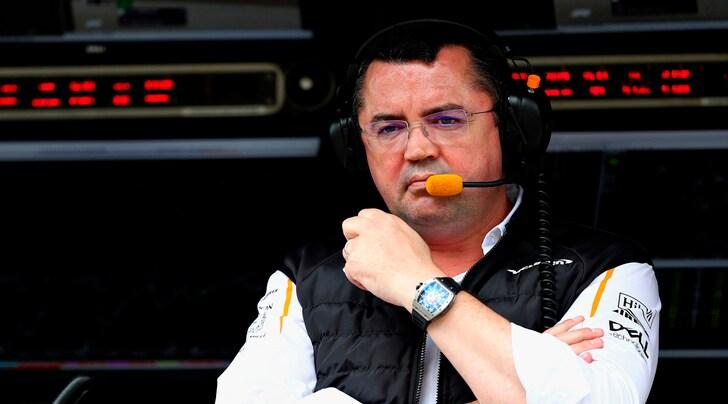F1 McLaren, Eric Boullier lascia