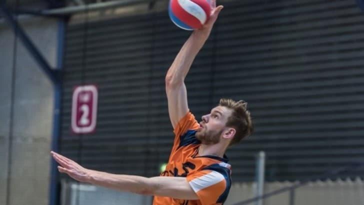 Volley Superlega - Il talentuoso centrale Van der Ent per Modena