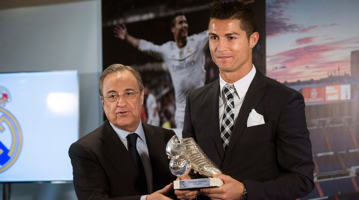 In Spagna: «Ronaldo, il Real pareggia l'offerta fatta della Juventus»
