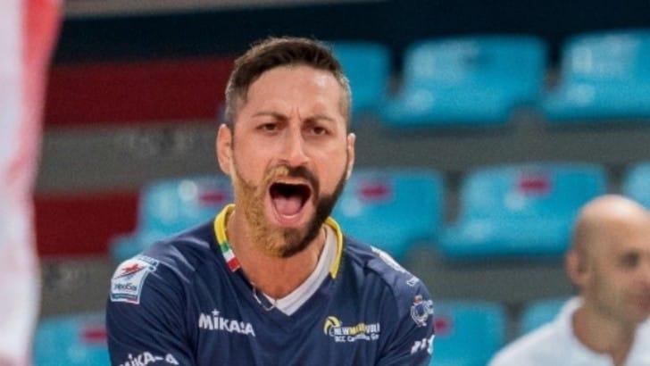 Volley SuperLega - Castellana conferma il libero rivelazione Cavaccini