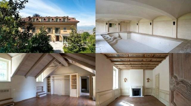 Sarà questa la villa di Ronaldo? In passato fu di Zidane e Cannavaro