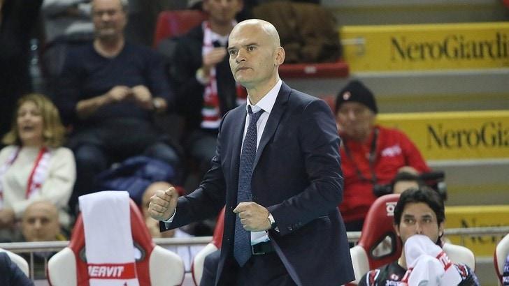 Volley SuperLega - Giampaolo Medei felice per la nuova Lube