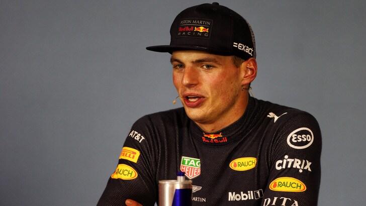 F1 Gran Bretagna, Verstappen: «Non mi aspetto di essere super competitivo, ma saremo lì»