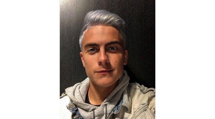 Colore dei capelli di dybala