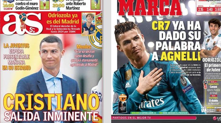 Ronaldo ha dato la parola ad Agnelli. Juventus, è il colpo del secolo