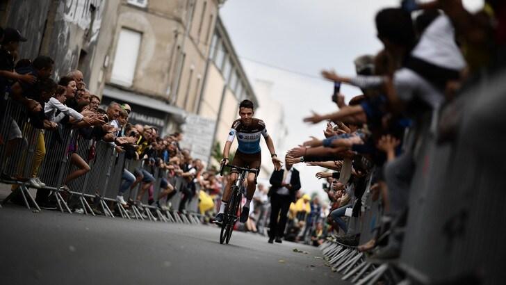 Da sabato il Tour de France è anche su TIMVISION