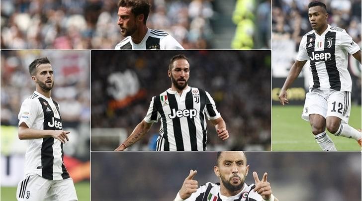 Tesoretto Juventus: gli 8 che potrebbero partire (e le destinazioni)