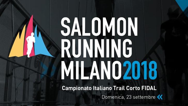 Salomon Running, Milano come non l'avete mai vista