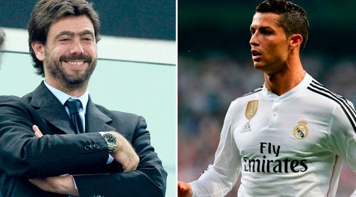 Agnelli ha convinto Cristiano Ronaldo  per una Juventus sempre più grande 78e736ff1552