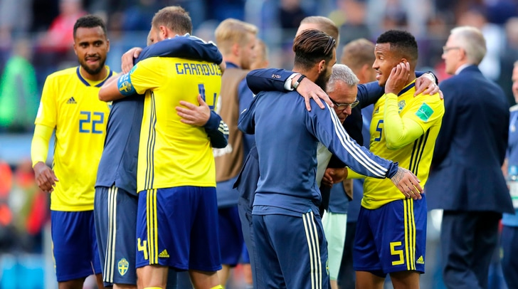 Ibrahimovic: «La Svezia può vincere il Mondiale»