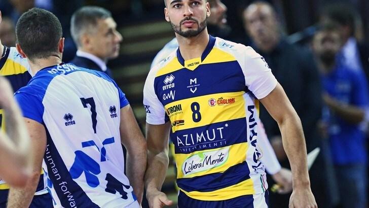 Volley SuperLega - Il più giovane degli Ngapeth schiaccerà a Latina