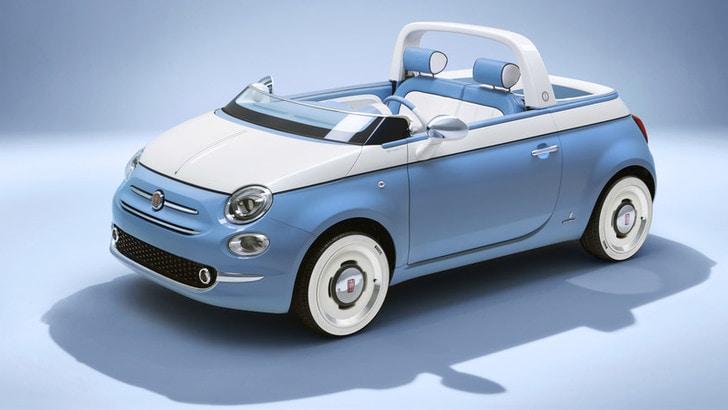 Fiat Spiaggina con Garage Italia, il classico diventa fashion