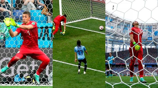 Francia-Uruguay, l'errore clamoroso di Muslera regala il 2-0 a Griezmann