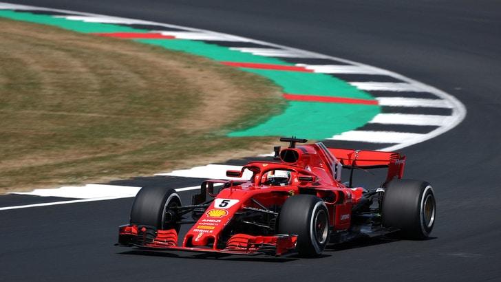 F1, Gp Gran Bretagna diretta qualifiche ore 15