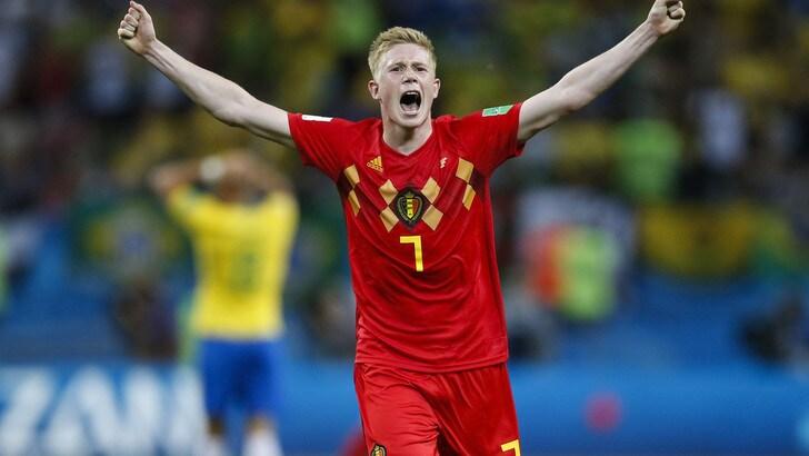 Mondiali 2018, semifinale: Francia favorita, il Belgio insegue