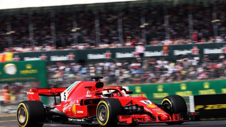 F1, diretta Gp Gran Bretagna ore 15.10: dove vederlo in tv