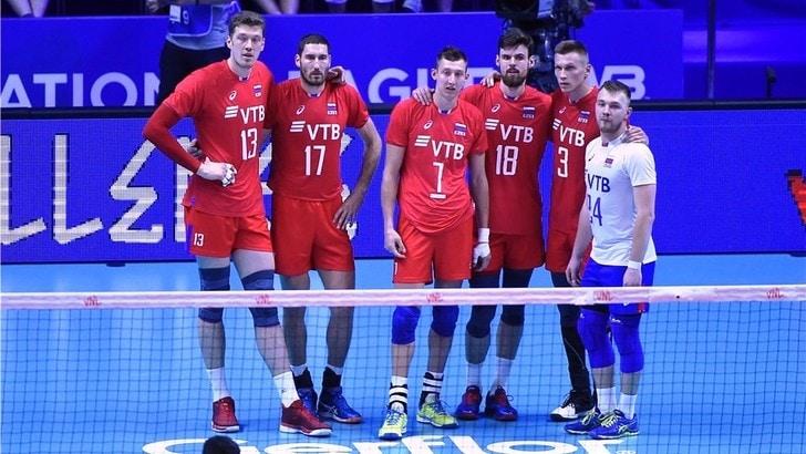 Volley: Nations League Francia e Russia si giocano la vittoria finale