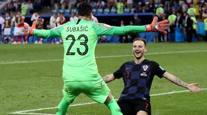 Russia-Croazia 5-6 (dcr), trionfo ai rigori della squadra di Dalic: è semifinale dopo 20 anni