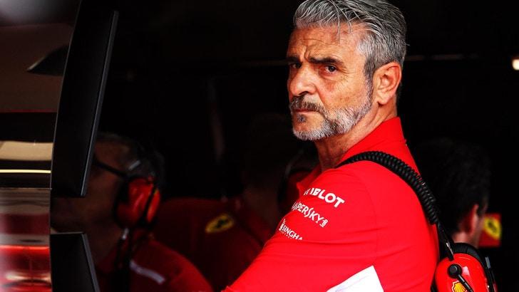 F1 Gran Bretagna, Arrivabene: «Quando non sei abituato a perdere, fai fatica»