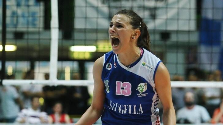 Volley: A1 Femminile, a Monza arriva Fabiola Facchinetti