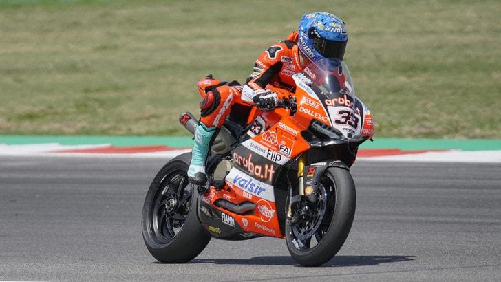 Superbike, Melandri: «Io come Peter Sagan»