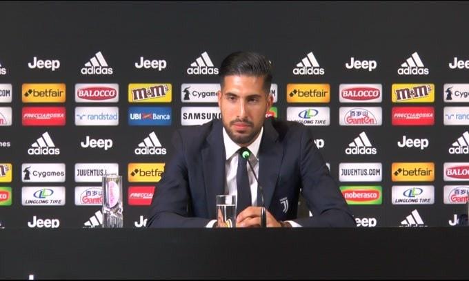 """Emre Can: """"Ho scelto Juve per la sua mentalità vincente"""""""