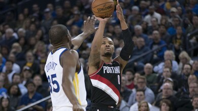 "NBA, Lillard rassicura: ""A Portland sto bene"""