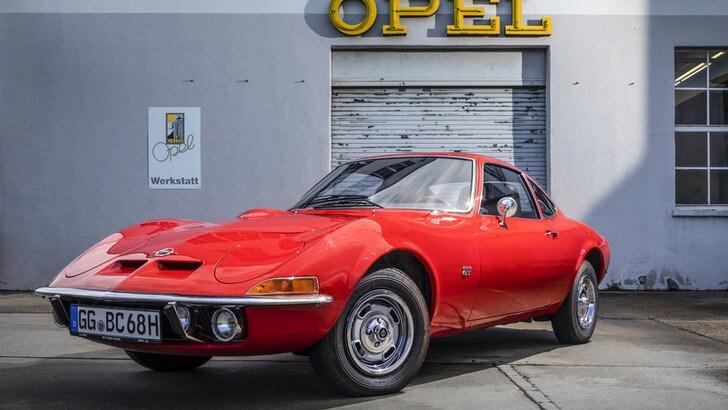 Cinquant'anni di passione a quattro ruote: Opel GT