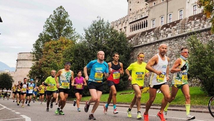 Trento Half Marathon, percorso spettacolare tutto da scoprire
