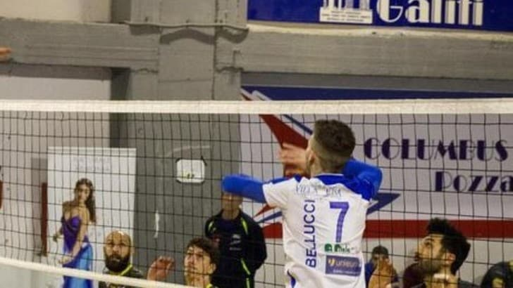 Volley: A2 Maschile, Bellucci a Brescia sarà l'alter ego di Tiberti
