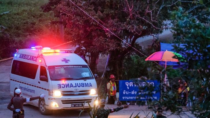 Thailandia, tutti in salvo i 12 ragazzi e il loro allenatore