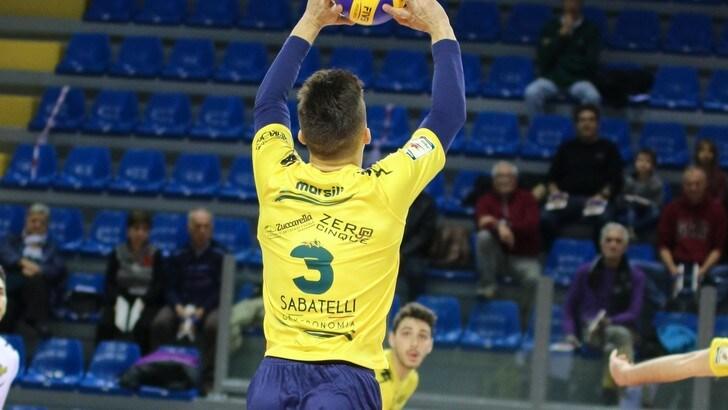 Volley: Superlega, Sebastiano Marsili a Vibo Valentia