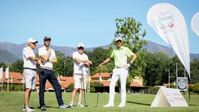 L'Italian Master di golf, il torneo organizzato da Tuttosport, ha vissuto la terza tappa al Royal Park I Roveri.