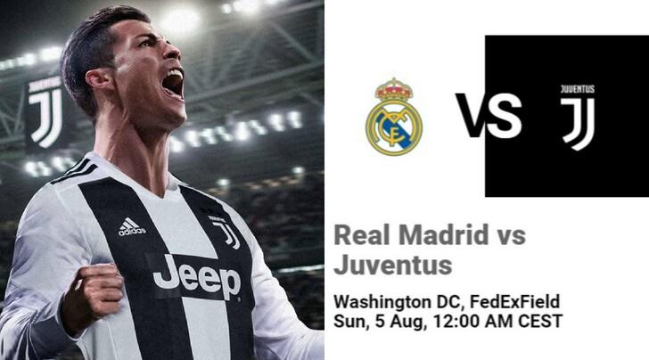 Ronaldo, subito contro il suo passato: tra meno di un mese c'è Real-Juve