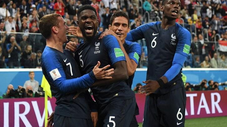 Mondiali 2018, Francia-Belgio 1-0: Umtiti di testa decide la semifinale