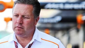F1 McLaren, Brown: «Per tornare al top ci vorranno anni»