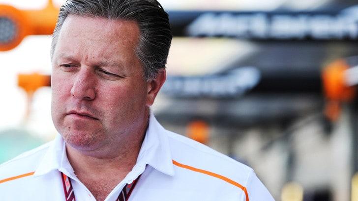 F1 McLaren, Brown: «Vandoorne è un pilota eccezionale»