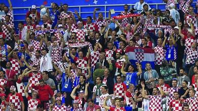 Croazia-Inghilterra fino all'ultimo gol