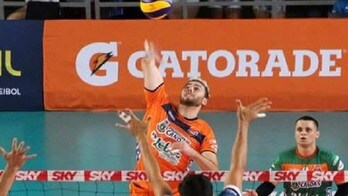 Volley: Superlega, il brasiliano Eduardo Rodrigues giocherà a Castellana