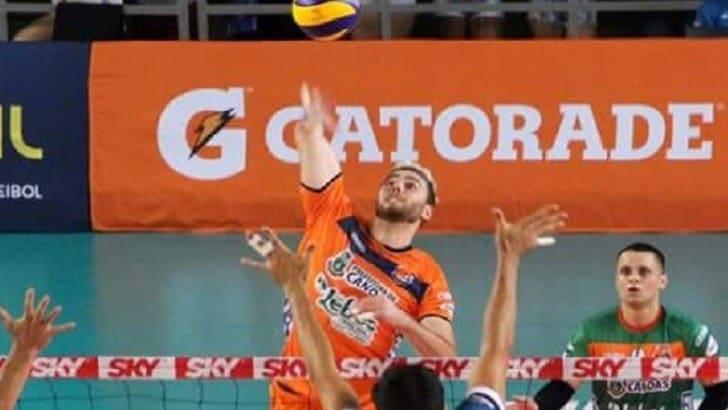 Volley: Superlega, il brasiliano Eduardo Rodrigues giocherà a Castellana