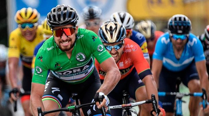 Tour de France, Sagan vince anche a Quimper