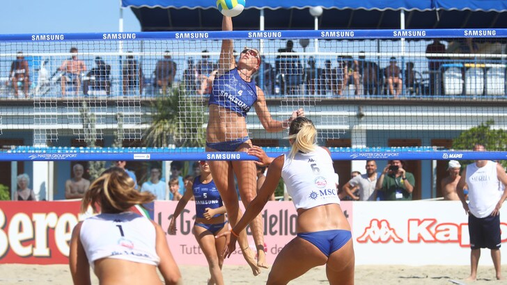 Sand Volley: nel week end appuntamento a Cesenatico