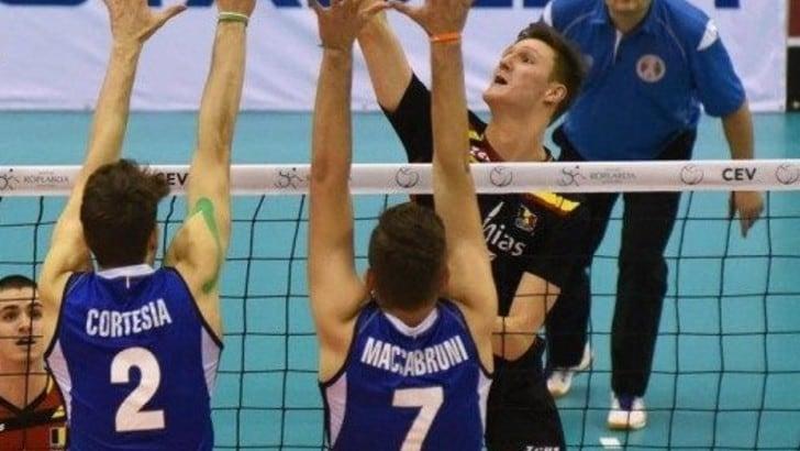 Volley: A2 Maschile, Filippo Maccabruni palleggerà a Lagonegro