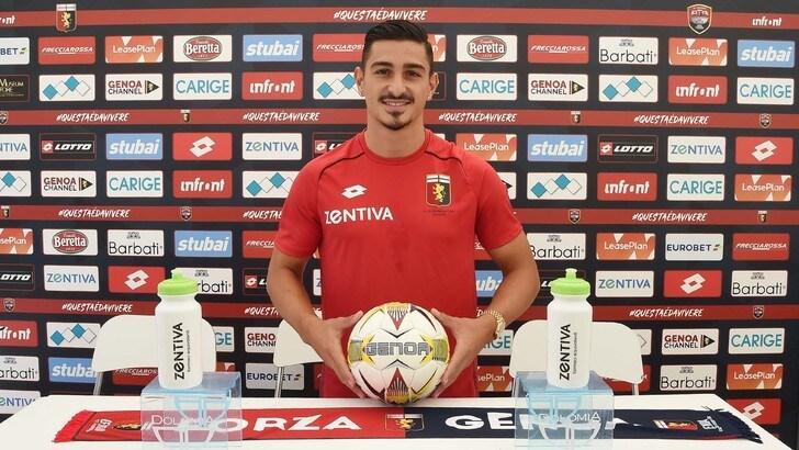 Serie A Genoa, ecco Gunter: «Questa è la mia grande occasione»