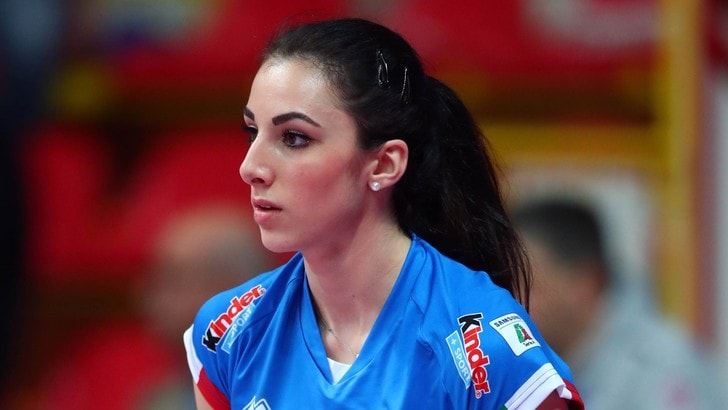 Volley: A1 Femminile, Giulia Mancini da Scandicci a Cuneo